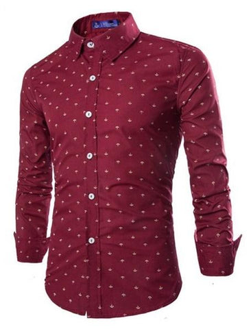 Camisa Casual / Elegante Fashion - Estilo Marinero - en 3 Colores