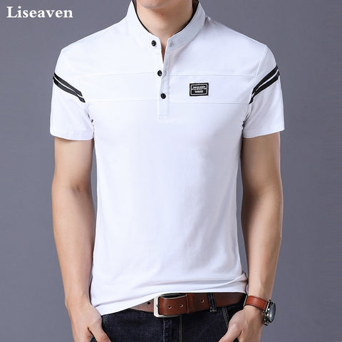 Camisa Polo Fashion - Cuello Moderno