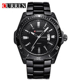 Reloj Masculino Fashion Curren 8110 de Lujo