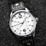 Reloj Masculino Fashion Curren - Military Sport