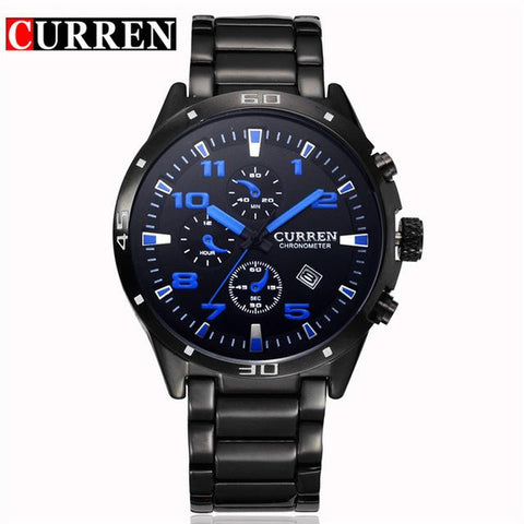 Reloj Masculino Fashion Curren Analogo