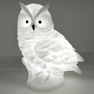 Led Lovely Creative Night Lamp OWL - RABBIT or FOX