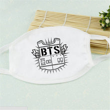 Kpop Cotton Mask Unisex