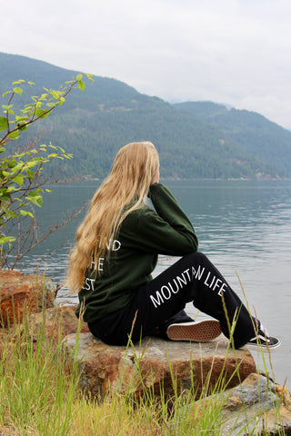 Mountain Life sweatpants