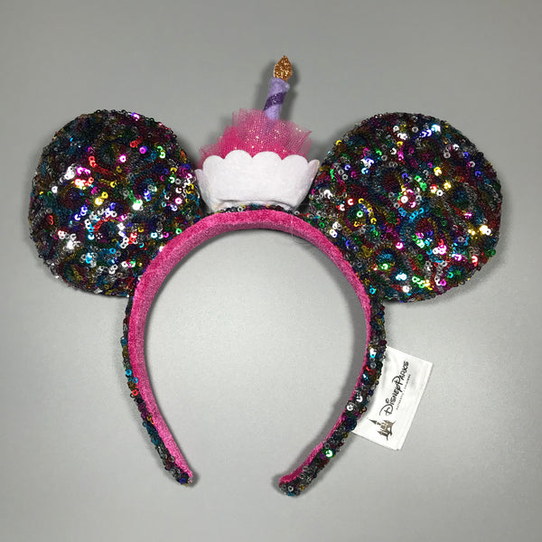 Disney Parks Birthday Ears