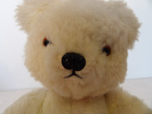 teddy bear, vintage bears for sale, Chad Valley, collectable teddy bears, vintage 1950s soft toys, plush animals