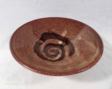 Australian pottery, trinket dish, home decor accessory, decorator items, collectable australian vintage