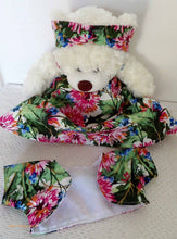 cuddly bears, soft toy plush, vintage, Australian teddy bears, white teddy bear, vintage dressed bear,