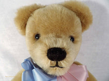 Vintage Merrythought teddy bear, The Wedding Bear, Duke and Duchess of York wedding 1986, collectible vintage bear, royal family memorabilia