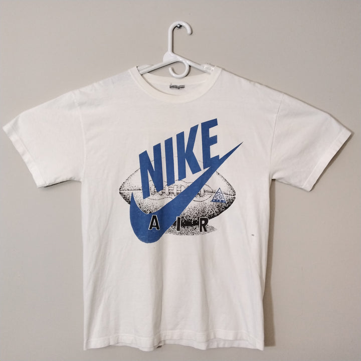 Vintage Nike Air Football ACG T Shirt Single Stitch Fit XL - Beezy's Department Store