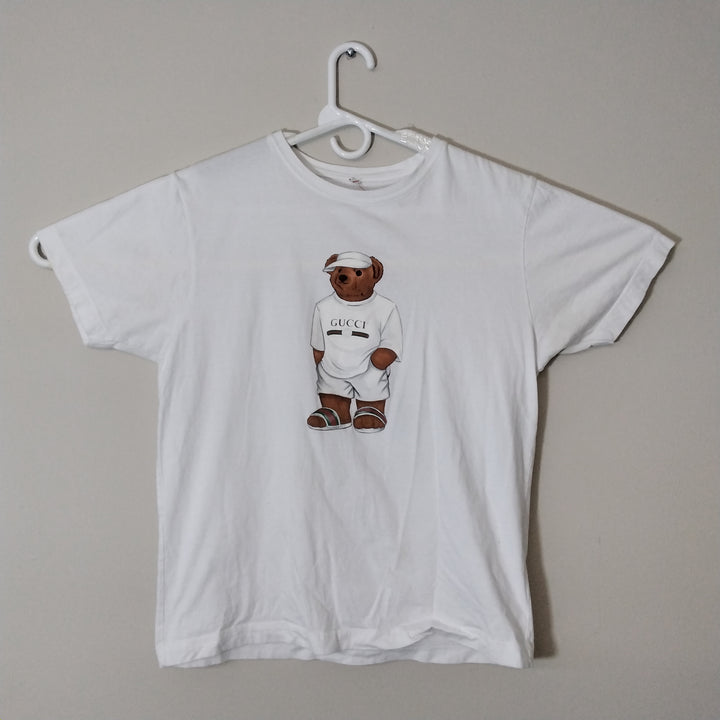 Gucci Bear T-Shirt Mens Large - Beezy's Department Store