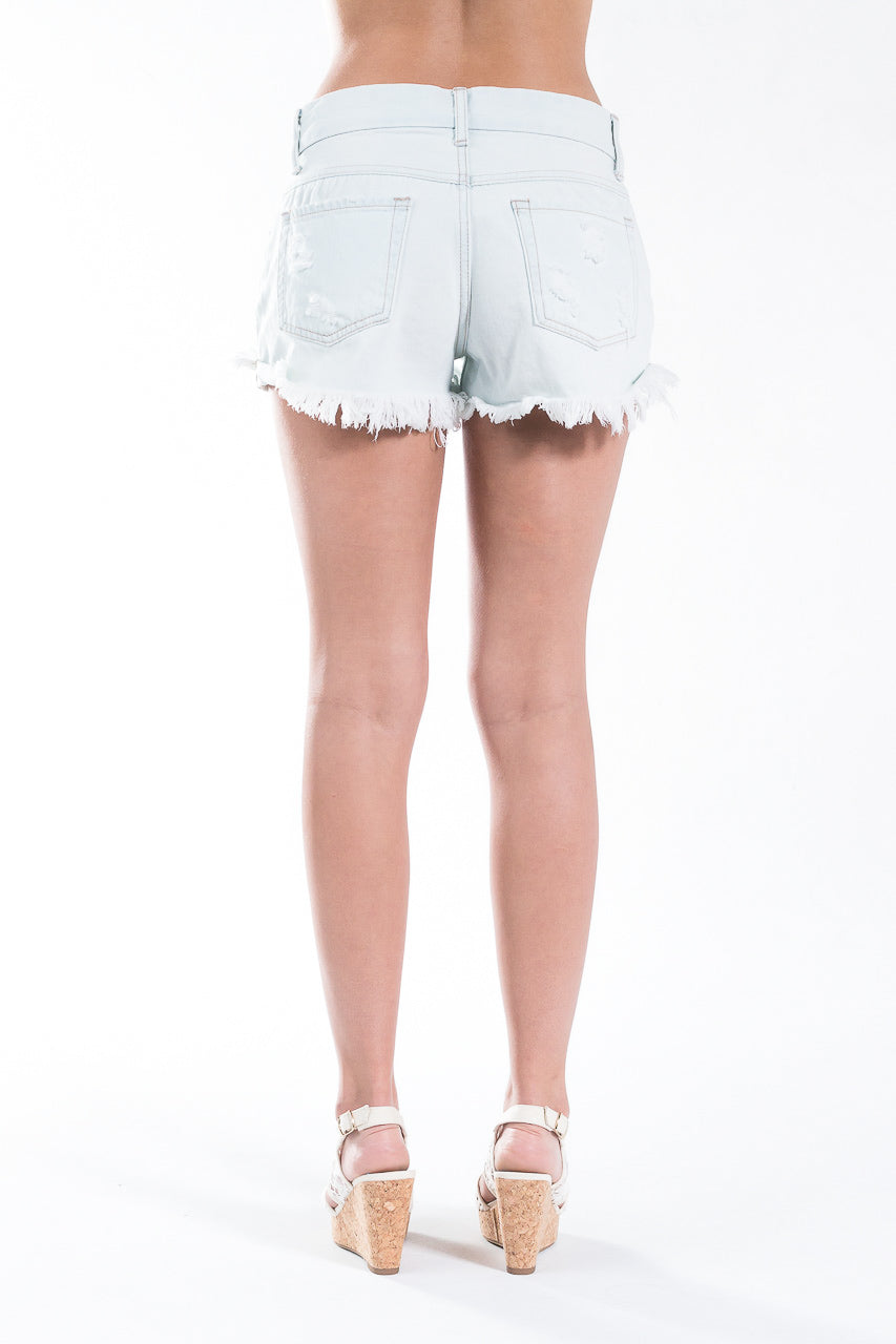 Aurora Denim Shorts