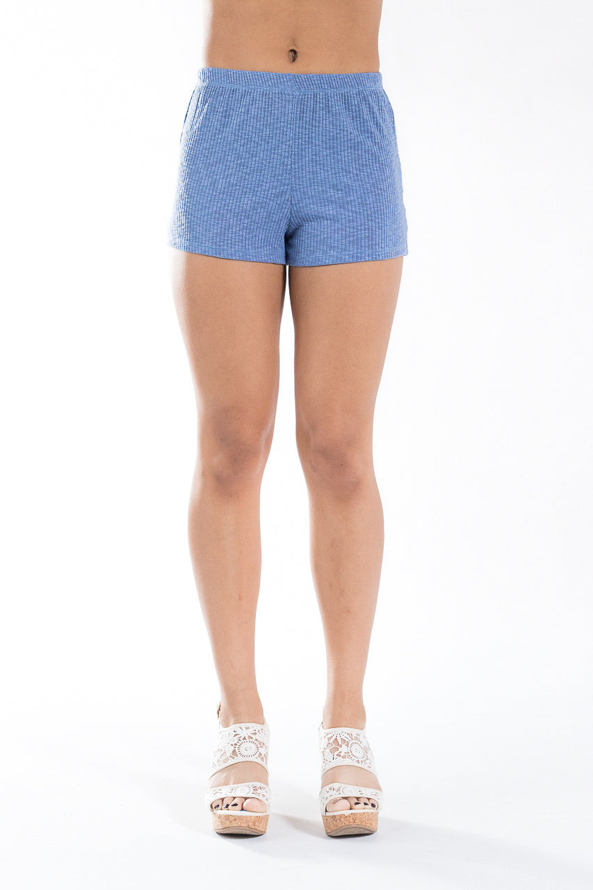 Blue Night Shorts