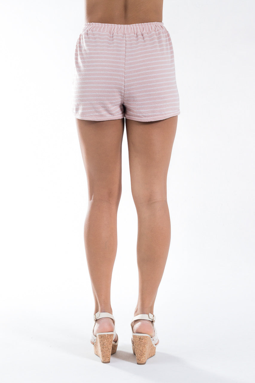 Pink and Plush Shorts