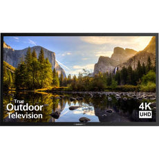 "SunBriteTV 43-55-65-75"" 4K UHD Outdoor LED TV Veranda Black"