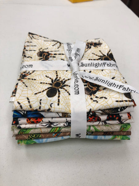 Bug Fat Quarter Bundle