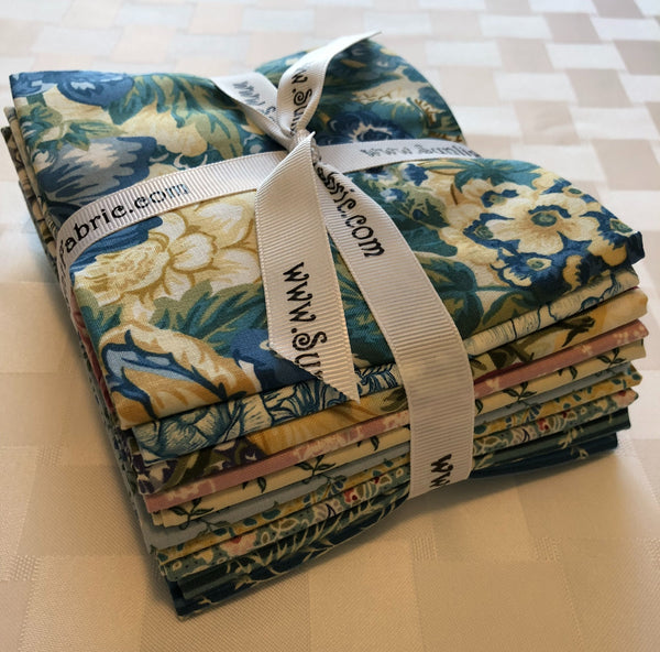 Romance fat quarter bundle