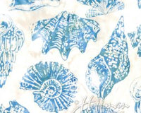 Bali Batik Seashells Atlantic