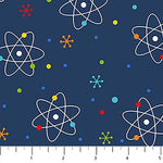 Big Bang Science Atoms Navy