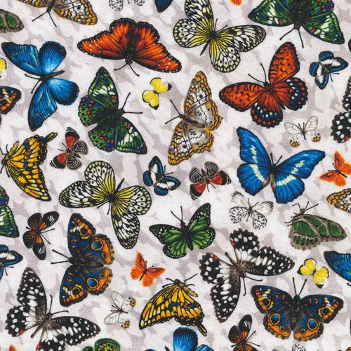 Frolicking Fields - Butterflies