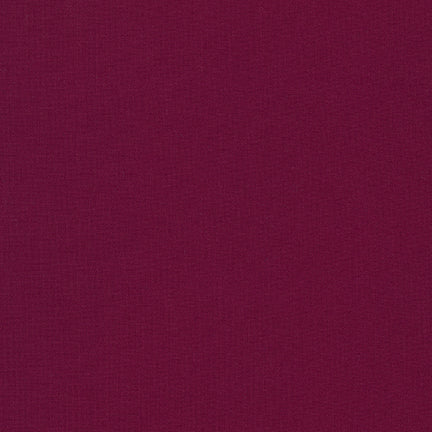 Kona Cotton Bordeaux