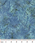 Bali Batik Sunflower Denim