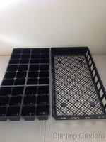 Web Trays(Qty.5) Seed Insert Trays (Qty.30) Gardening and Cloning Supplies