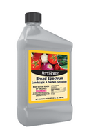 Ferti-Lome Broad Spectrum Landscape and Garden Fungicide, 32 ounce