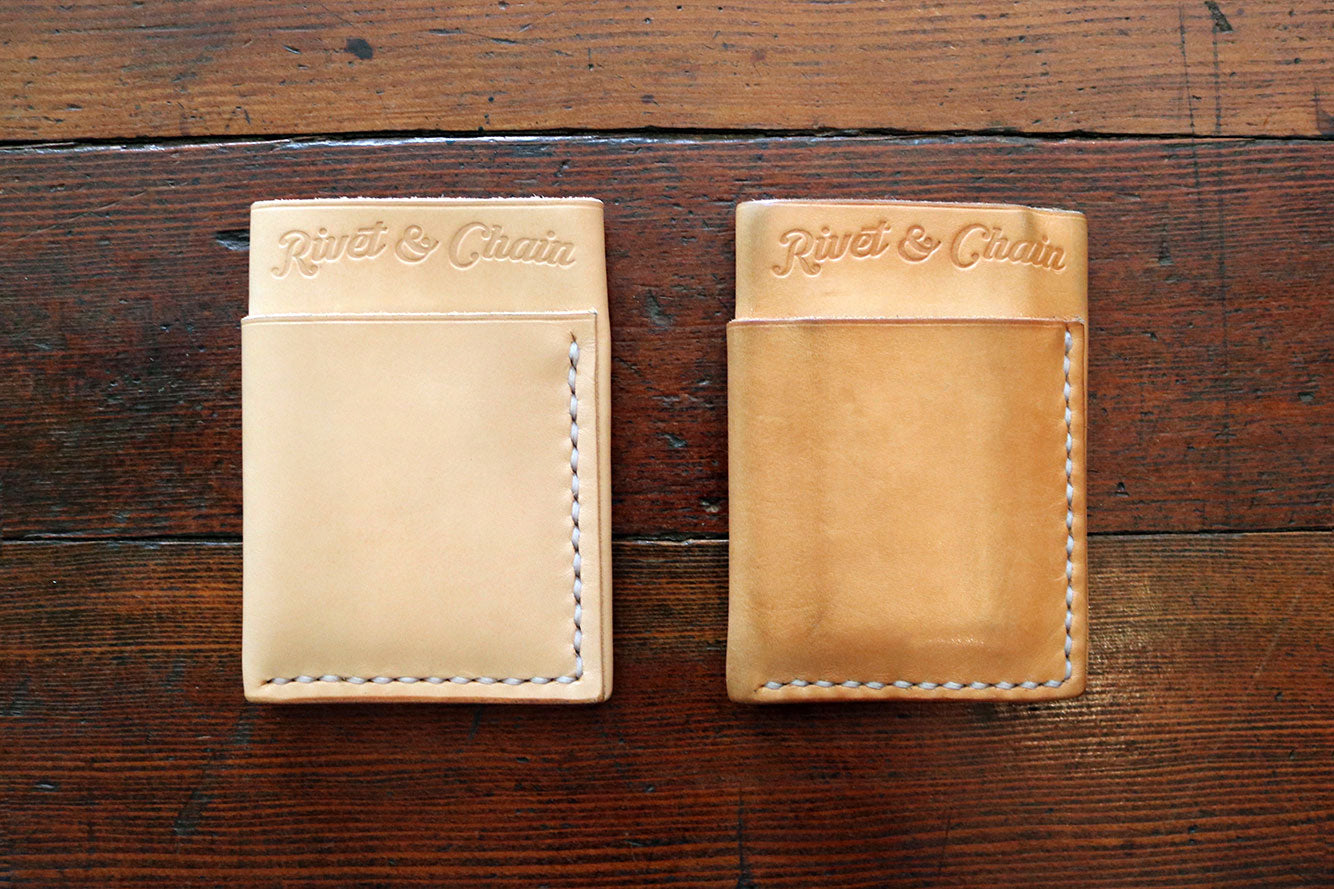 Fade of the Day – Rivet & Chain Flux Wallet (3 Months) - Heddels
