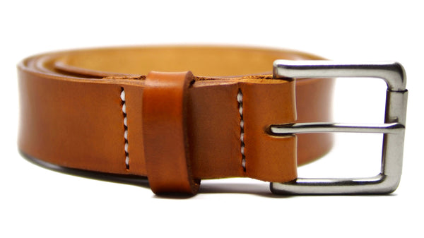 Rivet & Chain Garrison Belt Tan