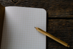 Field Notes graph paper
