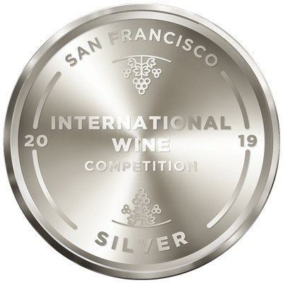 Silver Medal San Francisco International Wine Competition
