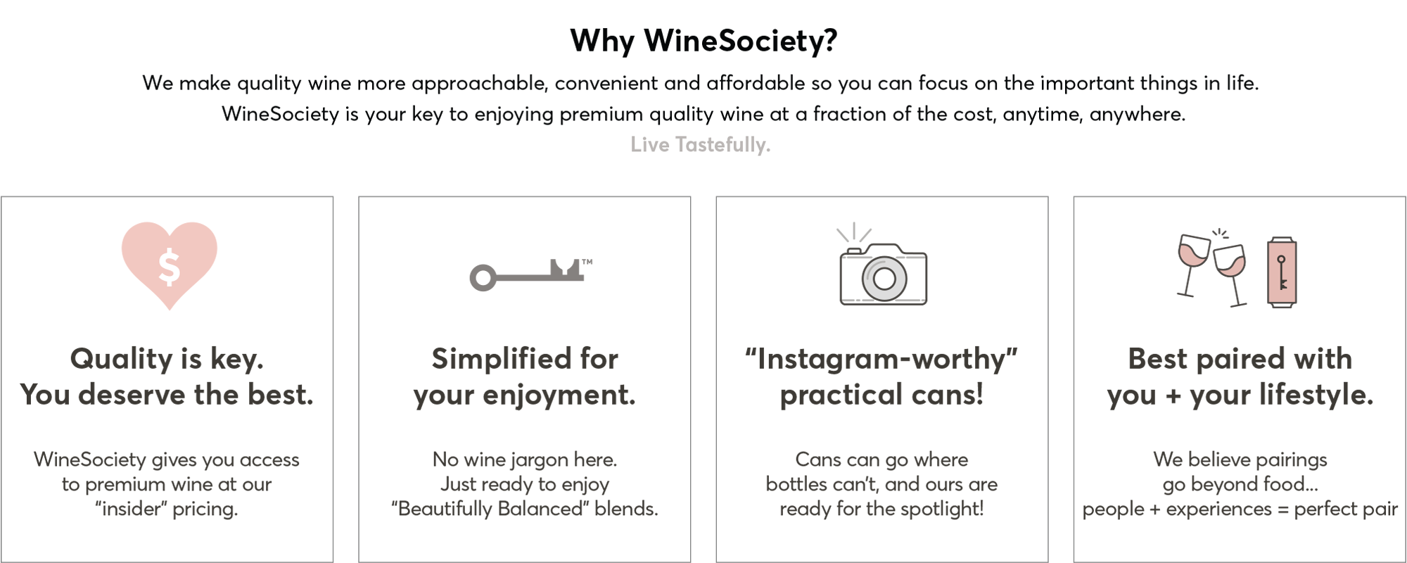 Why WineSociety