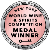 Medal Winner New York International World Wine & Spirits Competition