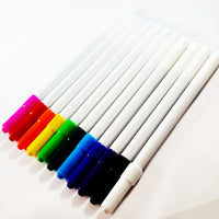 White Donga Commsa Sign Pen