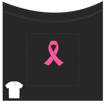 Breast Cancer Awareness Warrior Ladies' short sleeve t-shirt
