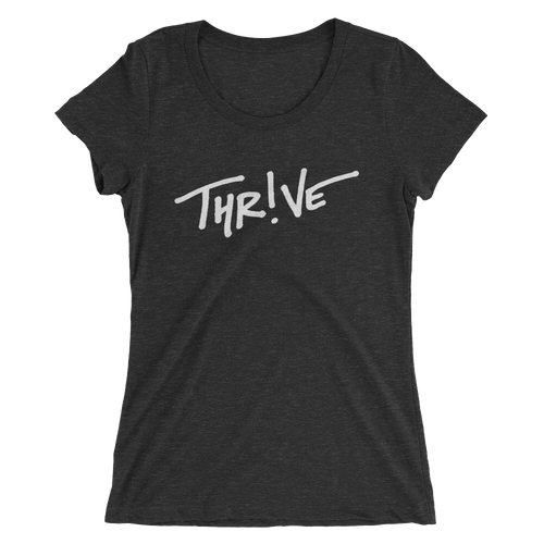 Ladies' THR!VE short sleeve t-shirt