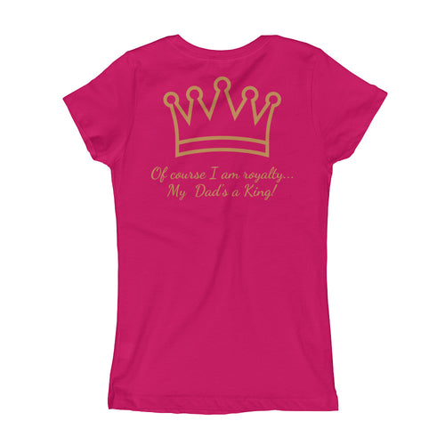 Youth Girls Daughter of a King Collection: