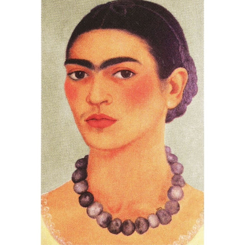 Frida decoupage paper