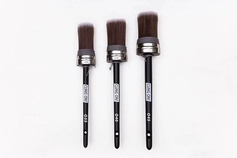 Cling On O Series Brush Bundle