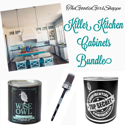Killer Kitchen Cabinets Bundle