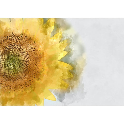Sunflower decoupage paper