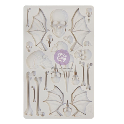 Wings and Bones mould