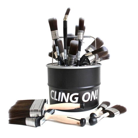 Cling On Brushkeeper Bucket