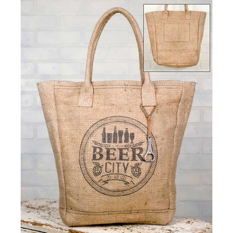 Beer City Market Tote