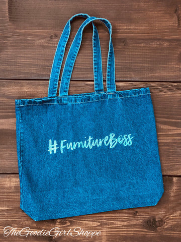 Furniture Boss Tote Bag