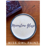 Wise Owl Glaze Sample Pot