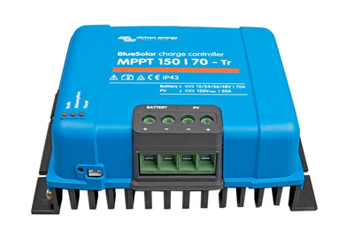 Victron Blue Solar Charge Controller MPPT 150/70 -Tr