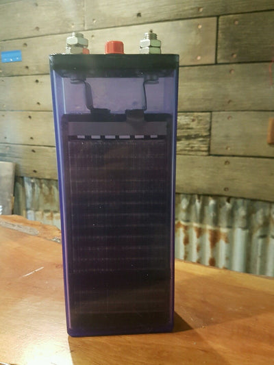 12 Volt Nickel Iron Solar Batteries