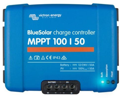 Victron Blue Solar Charger MPPT 100/50